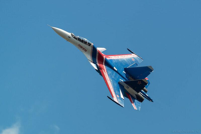 Сухой Су-30СМ АГВП Русские Витязи 537_D801504