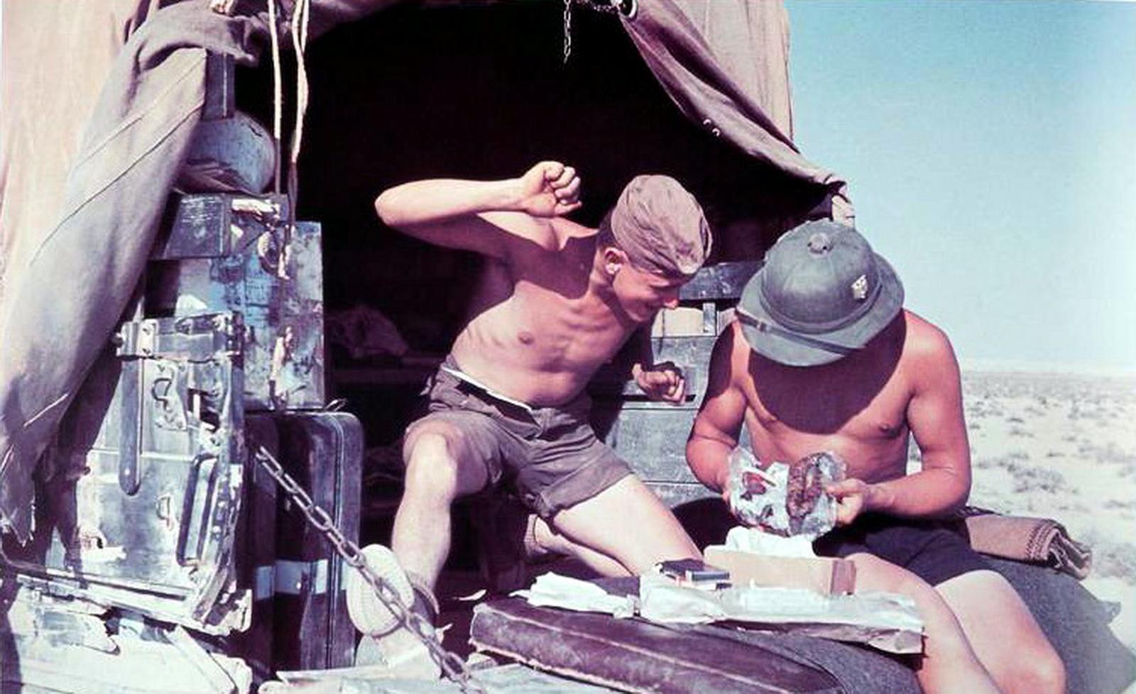 color afrikakorps soldiers tent desert africa naked.jpg
