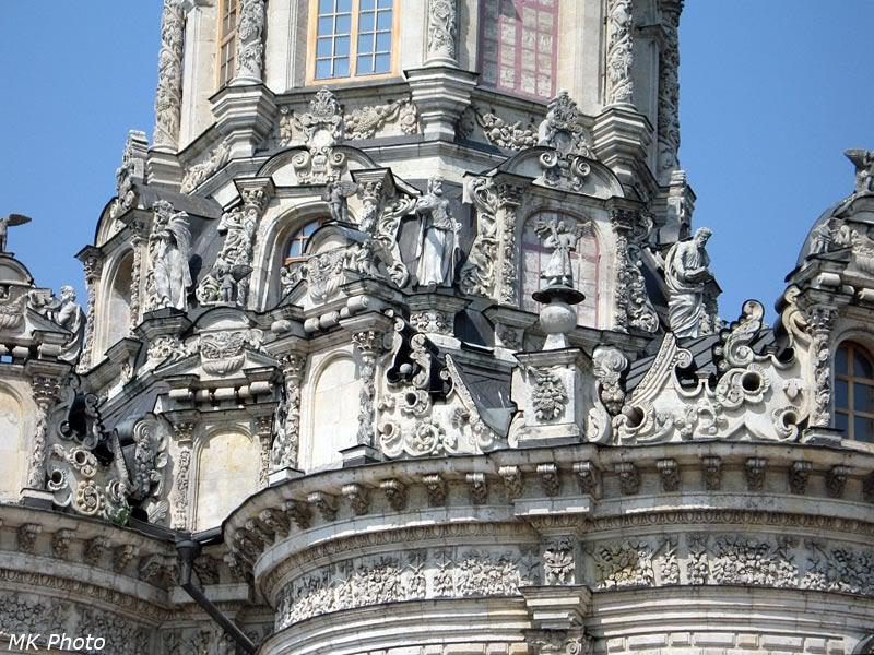 Церковь в Дубровицах