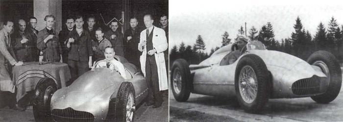 Крутые спортивные автомобили СССР, которые известны далеко не каждому
