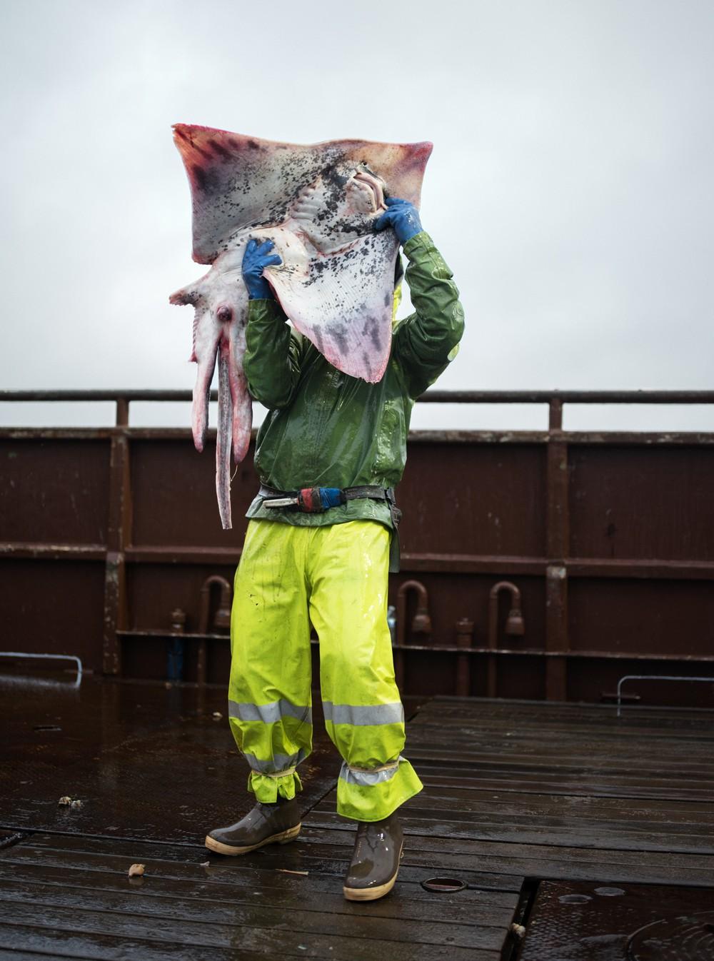 Суровая жизнь рыбаков Аляски