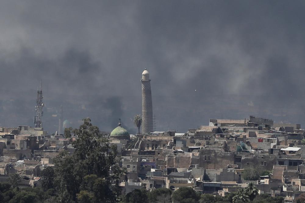 Фото, сделанные в Ираке в этом месяце