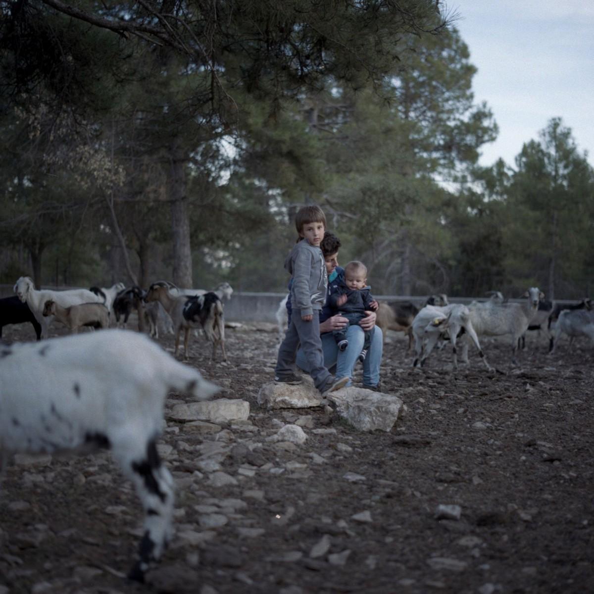 Дети оленей: жизнь в «испанской Сибири»