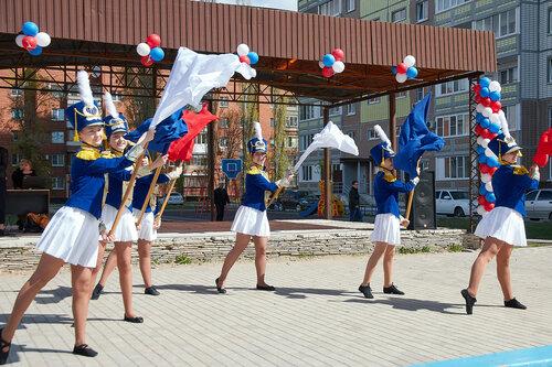 Праздничный концерт учащихся гимназии №38 для ветеранов в честь Дня Победы