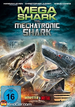 Mega Shark vs. Mechatronic Shark (2014)