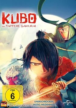 Kubo - Der tapfere Samurai (2016)