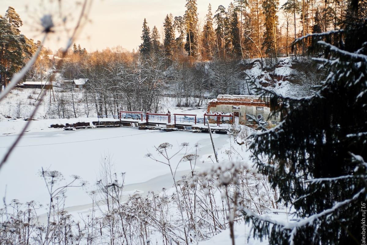 ГЭС Белогорка, alexbelykh.ru