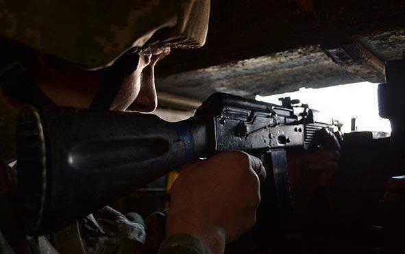 Террористы в зоне АТО увеличили количество обстрелов почти вдвое