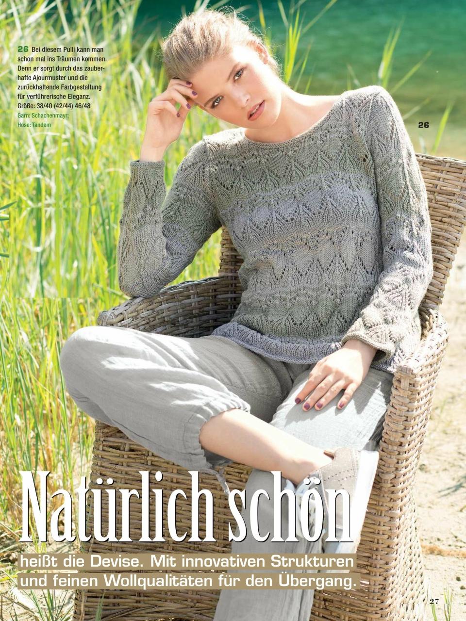 Sabrina 2017-2 (Deutsch) - 编织幸福 - 编织幸福的博客
