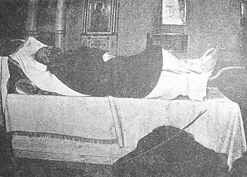 26.02.2008. Архивные материалы свидетельствуют, что большевики не убивали митрополита Владимира