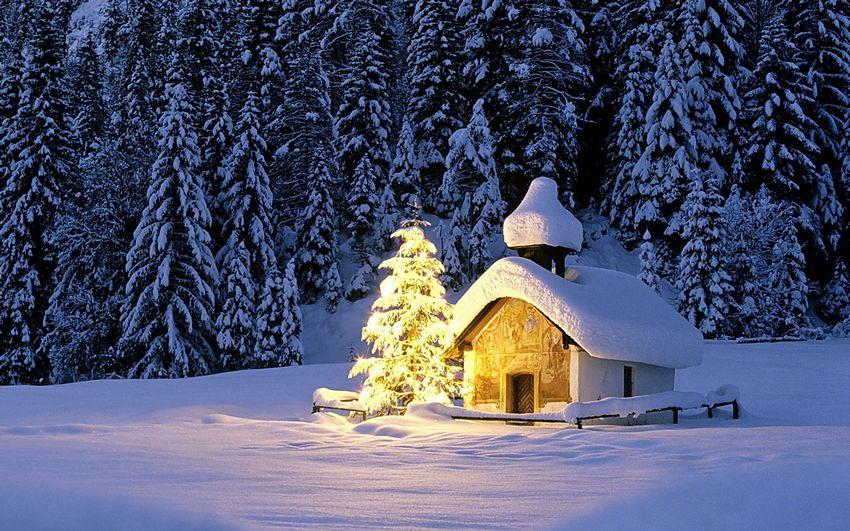 Новогодняя сказка Рождество