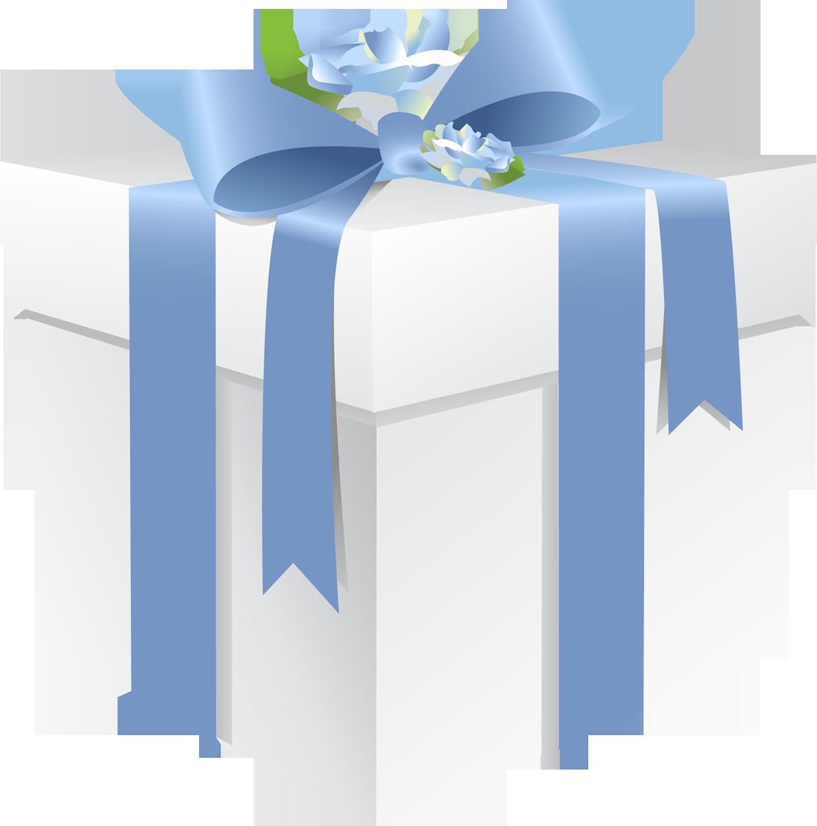 картинка голубой подарок потом признавался, что