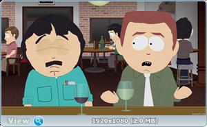 Южный Парк (20 сезон: 1-10 серии из 10) / South Park / 2016 / ПД (Кубик в Кубе) / WEB-DLRip + WEB-DL (1080p)