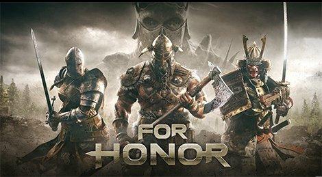 Старт бета-теста For Honor состоится в конце января