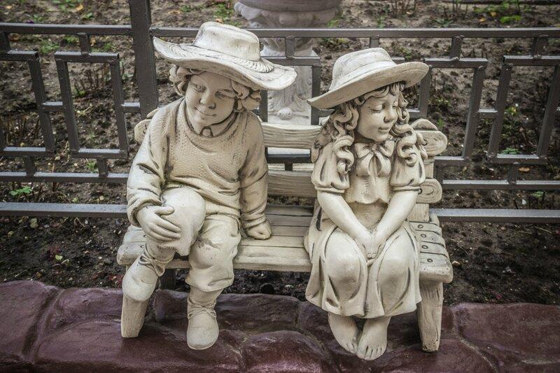 Статуи