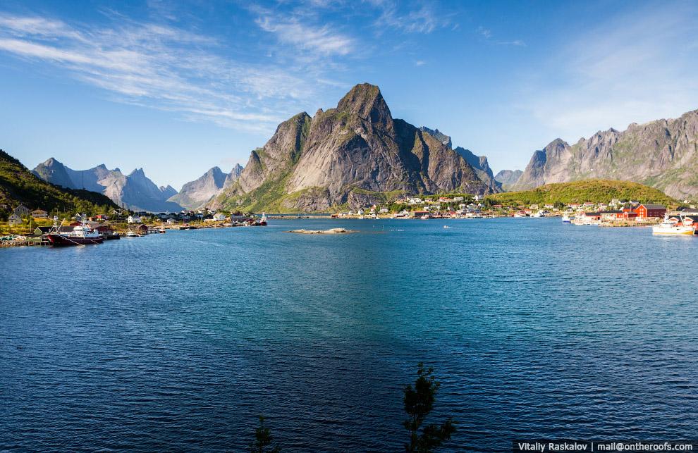 23. Их по праву считают одними из самых красивых мест всей Норвегии.