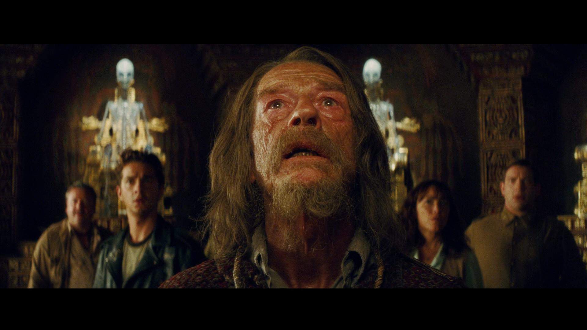 Фильм Стивена Спилберга и Джорджа Лукаса, четвертая часть цикла об археологе Индиане Джонсе. 10. «Ме