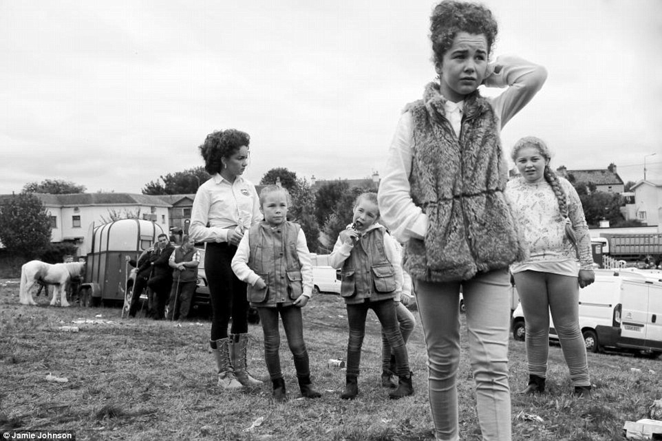 Слишком рано повзрослевшие дети ирландских цыган