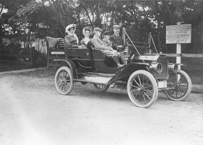 Ford Model T, 1910