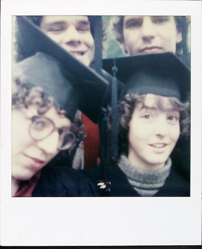 27 мая 1979 года: Джейми был студентом Бард-колледжа в Аннандейле-на-Гудзоне.