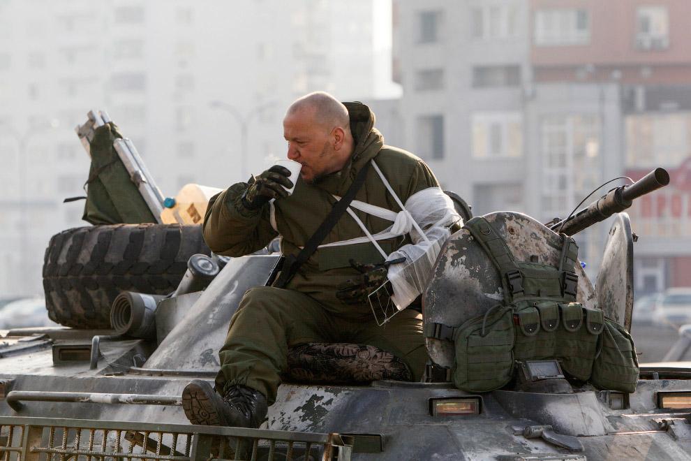 Международный комитет Красного Креста квалифицирует боевые действия на востоке Украины как «нем