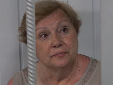 Юрист: Александровскую выпустили изСИЗО из-за болезни