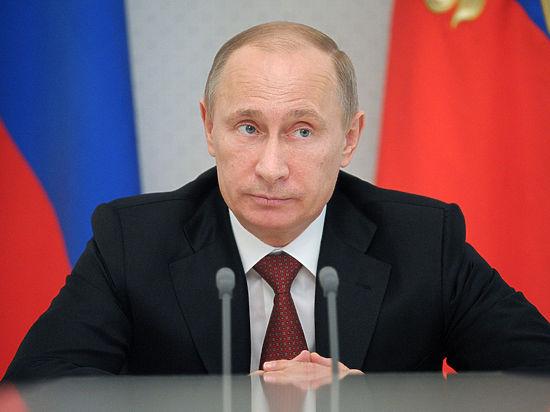 Канал правительственных трансляций США выдал вэфир выступление В. Путина
