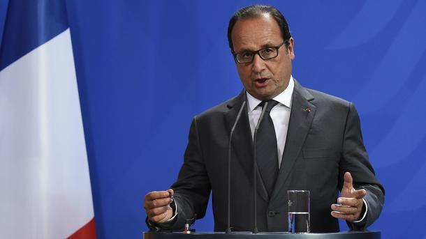 Олланд осудил аннексию Крыма иназвал условие отмены санкций против Российской Федерации