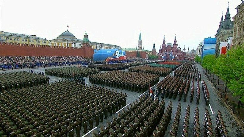 Авиация небудет участвовать впараде вчесть Дня Победы в столицеРФ