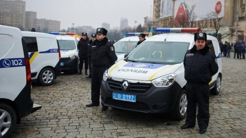 МВД: впроцессе акций коДню победы вгосударстве Украина задержаны 45 человек
