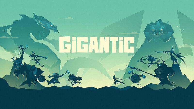 Открытая бета Gigantic стартует 8 декабря