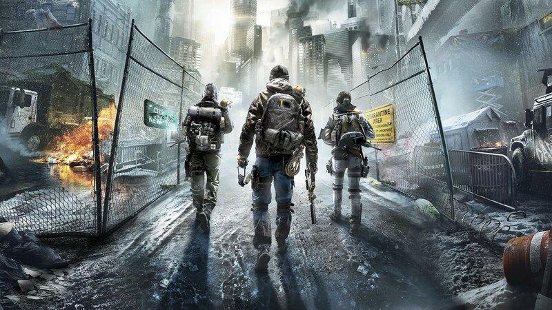 Дни бесплатной игры Tom Clancy's The Division