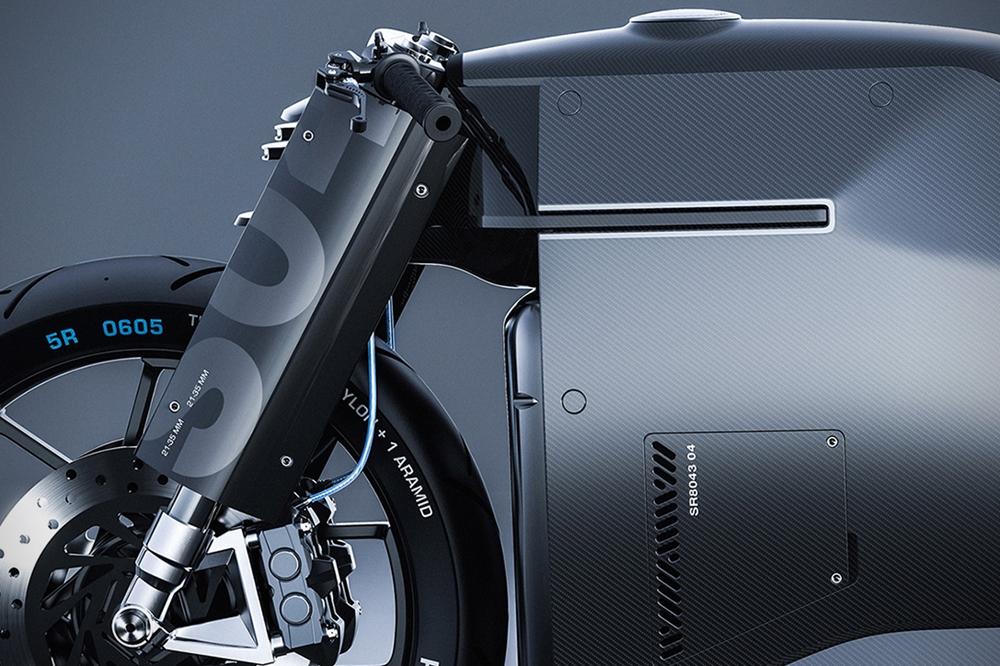 Концепт мотоцикла Самурай / Samurai