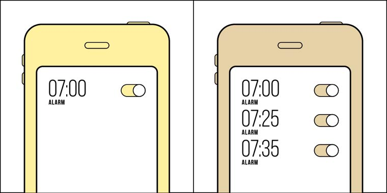 There are two kinds of people - The small differences of everyday life