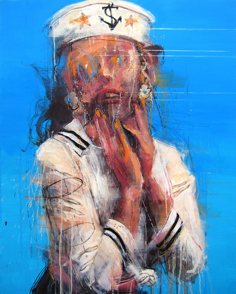 Expressive Paintings by Kim Byungkwan