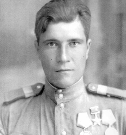 Новокузнецк - Александр Степанович Конев