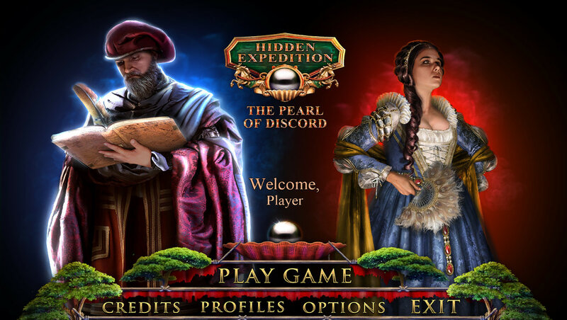 Hidden Expedition: The Pearl of Dischord