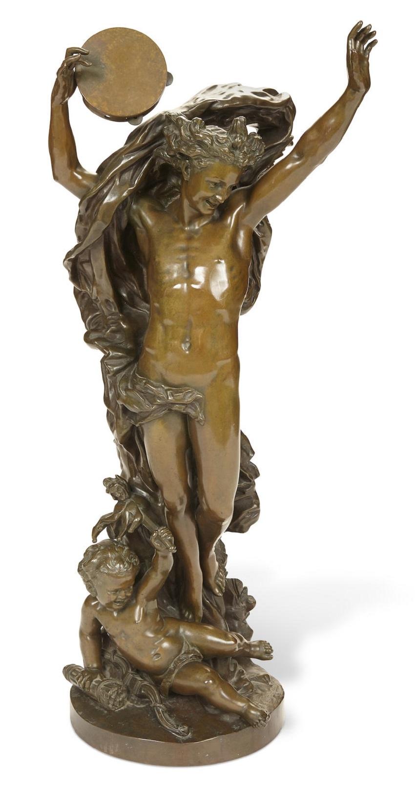 Jean-Baptiste Carpeaux Le Génie de la Danse, 1872.Jpeg