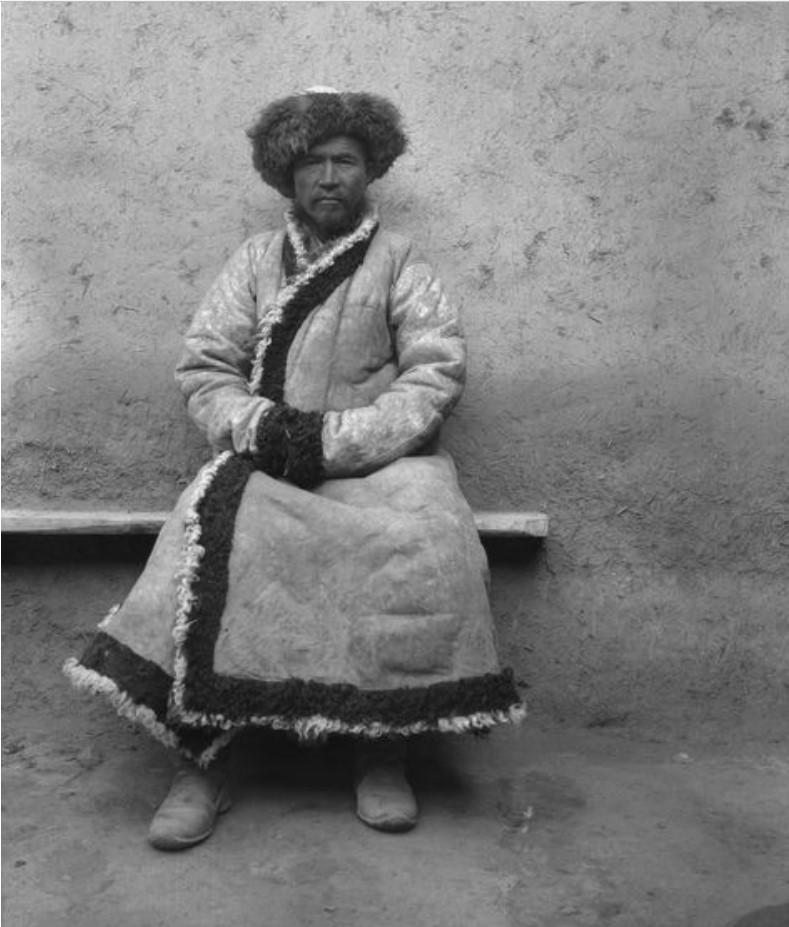 Учтурфан. Киргиз (47 лет)