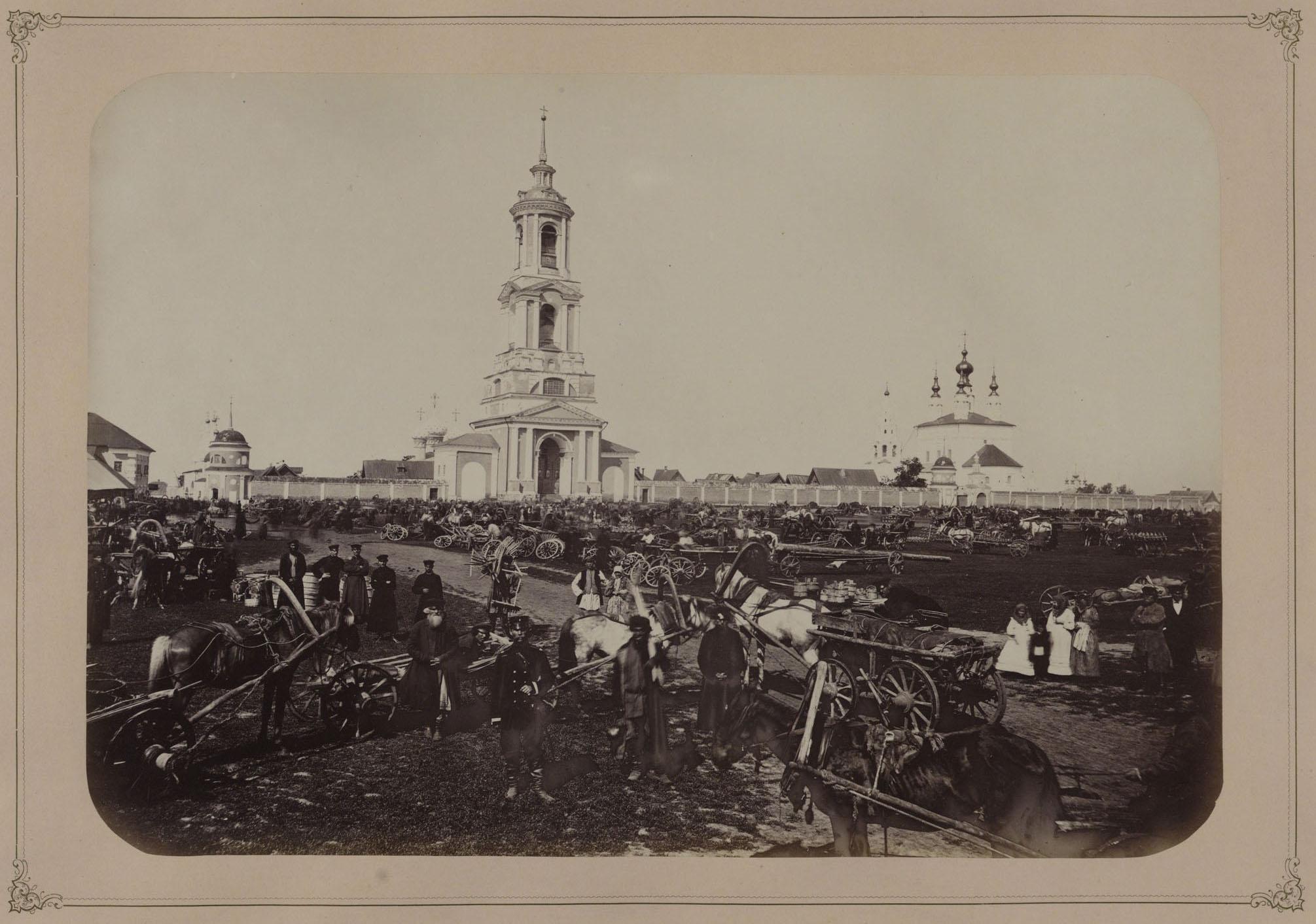 Преподобенский женский монастырь. 1873
