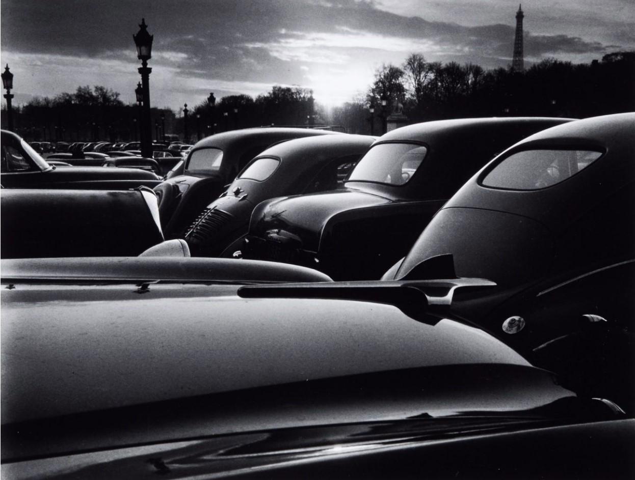 1953. Авеню Йены
