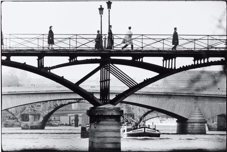 1964. Мост Искусств