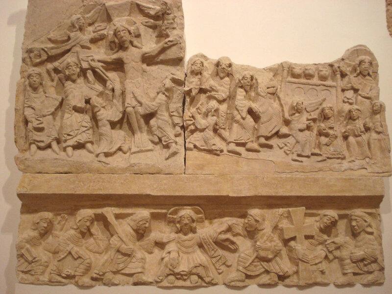 032-Монте-С.Анджело - С.Джованни-ин-Тумба (музей Бари).jpg