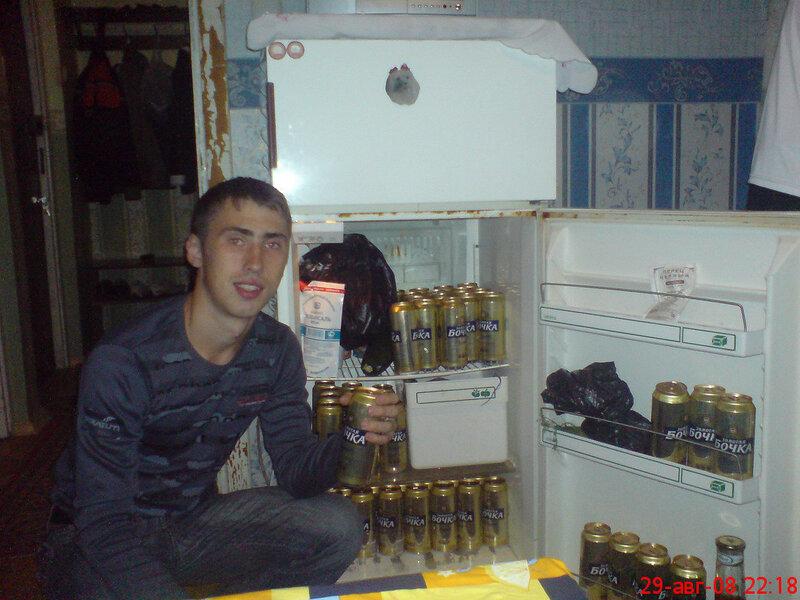 Александр Кокарев Пермь с пивом