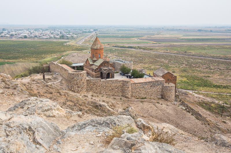 армения хор вирап фото