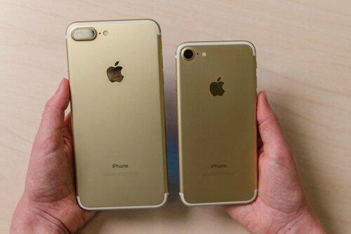 iPhone 7 Plus начали предлагать на Украине на прокат
