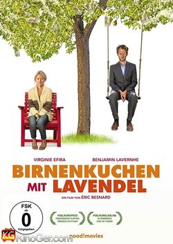 Birnenkuchen mit Lavendel (2015)