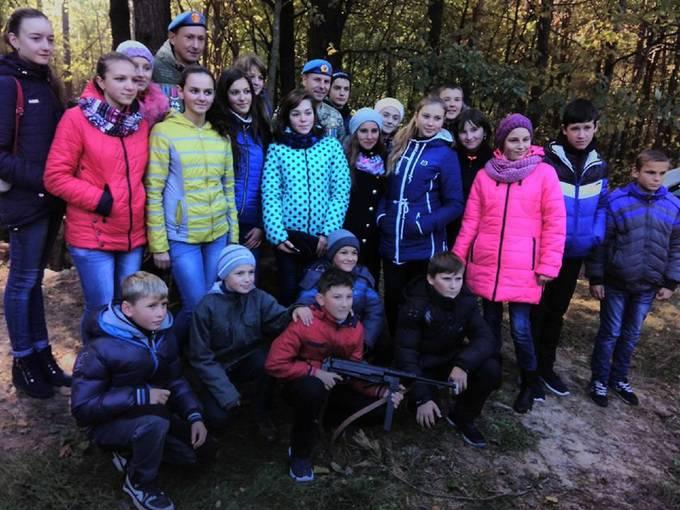 В урочище Вовчак на Волыни отметили 74-ю годовщину создания УПА