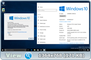 Windows 10 Redstone 2 [14959.1000] (x86-x64) AIO [28in2] adguard (v16.11.03)