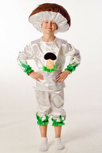 Детский карнавальный костюм Гриб Боровик